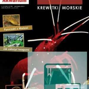 Okładka Magazyn Akwarium czasopismo 9/2011