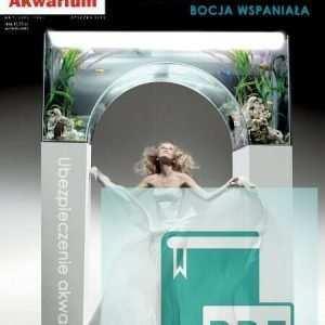 Okładka Magazyn Akwarium czasopismo 1/2012
