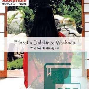 Okładka Magazyn Akwarium czasopismo 7-8/2012