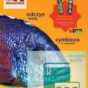 Okładka Magazyn Akwarium czasopismo 5/2013