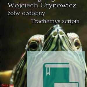 Żółw ozdobny Trachemys scripta