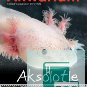 Okładka Magazyn Akwarium czasopismo 6/2014