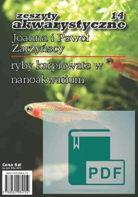 Ryby karpiowate w nanoakwarium