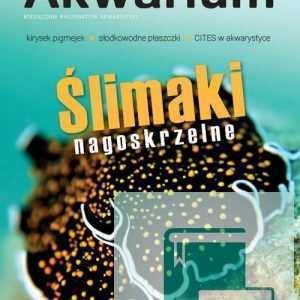 Okładka Magazyn Akwarium czasopismo 9/2015