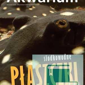 Okładka Magazyn Akwarium czasopismo 10/2015