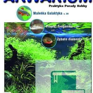 Okładka Magazyn Akwarium czasopismo 2/2007