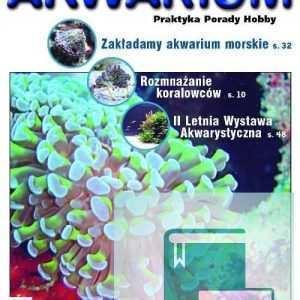 Okładka Magazyn Akwarium czasopismo 9/2007