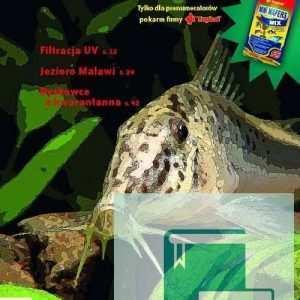 Okładka Magazyn Akwarium czasopismo 10/2008