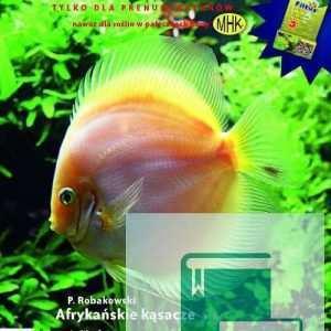 Okładka Magazyn Akwarium czasopismo 3/2009