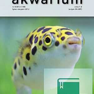 Okładka - Akwarium dwumiesięcznik - małe Akwarium