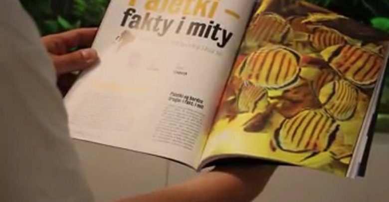 Magazyn Akwarium czasopismo recenzja