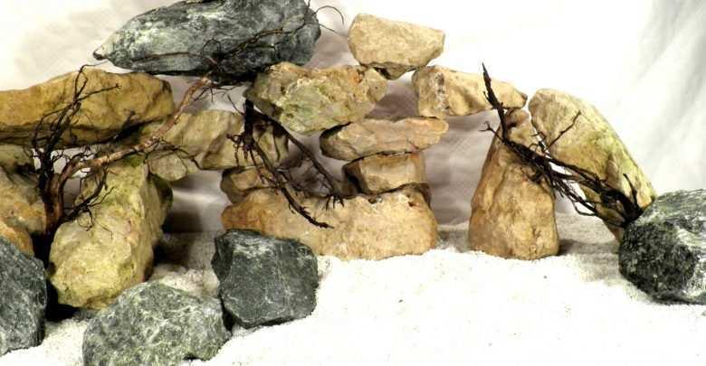 kamienie akwarystyczne
