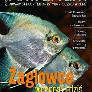 Okładka Magazyn Akwarium czasopismo 3/2018