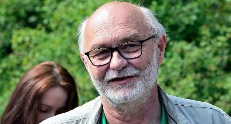 Adam Hryniewicz. Fot. Paweł Czapczyk