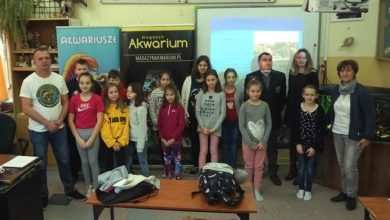 Photo of Akademia Magazynu Akwarium Junior