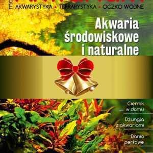prenumerata Magazyn Akwarium czasopismo oferta noworoczna
