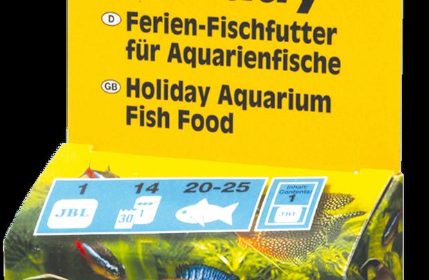 akwarium na urlopie