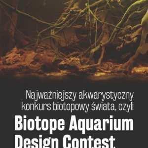Biotope Aquarium Design Contest