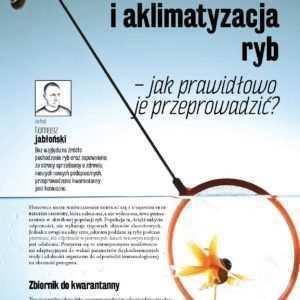 kwarantanna i aklimatyzacja ryb