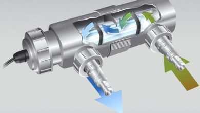 Photo of Lampa UV-C – sposób na mętną wodę