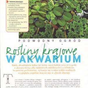 rośliny krajowe