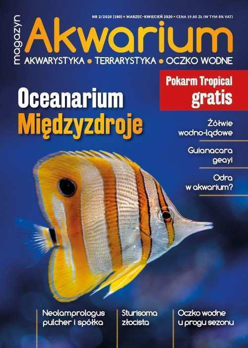 Magazyn Akwarium czasopismo 2/2020