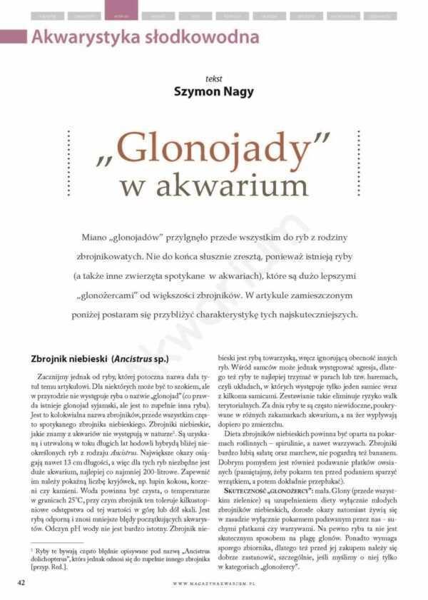 glonojady