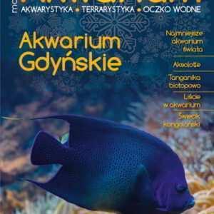 Magazyn Akwarium czasopismo 6/2020