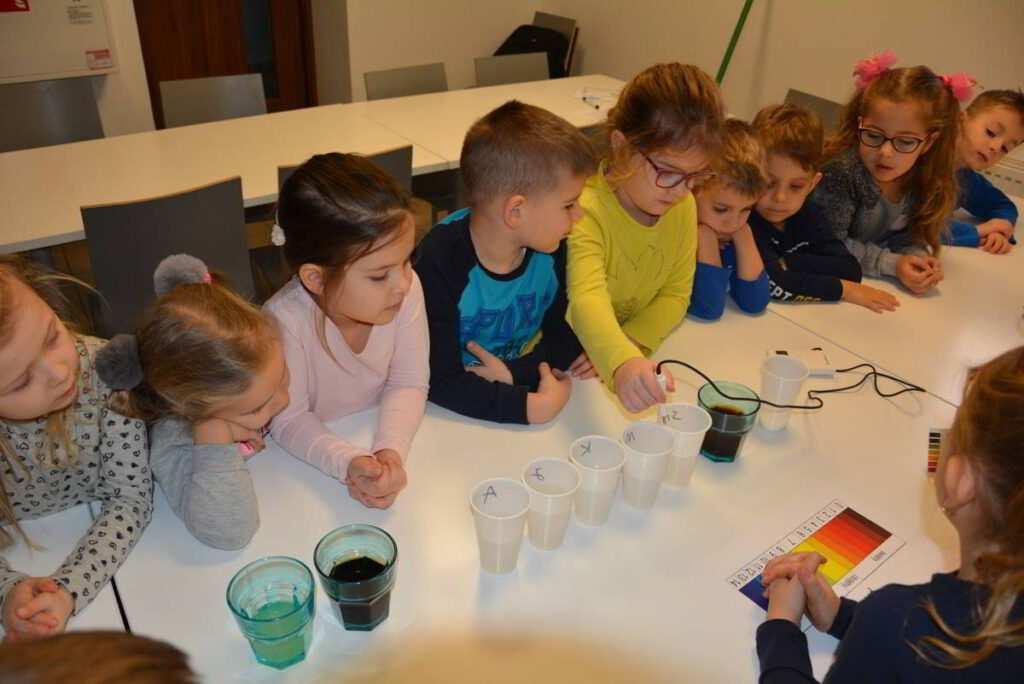 rybki akwariowe Centrum Edukacji Ekologicznej i Rewitalizacji Jezior w Szczecinku