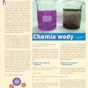 chemia wody w akwarium