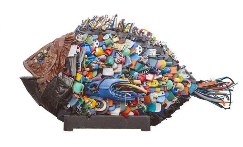 plastik w oceanie